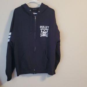 Other - Bullet Club NJPW hoodie Bone Soldier
